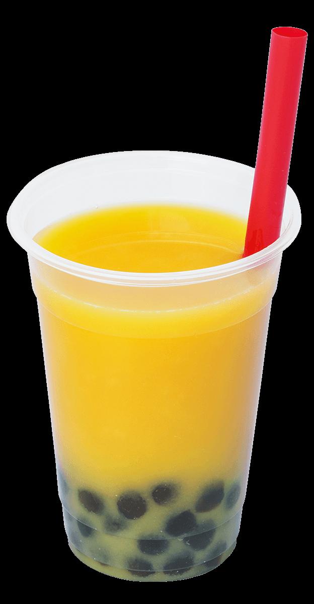オレンジ100%ジュース